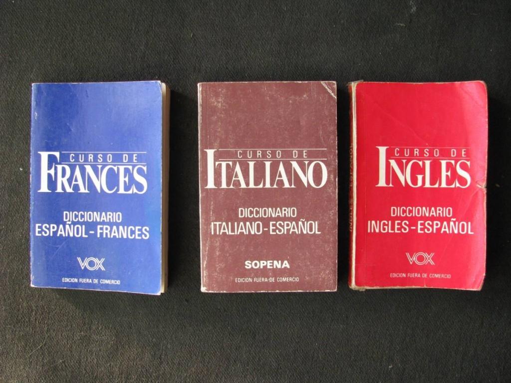 ingles-frances-italiano