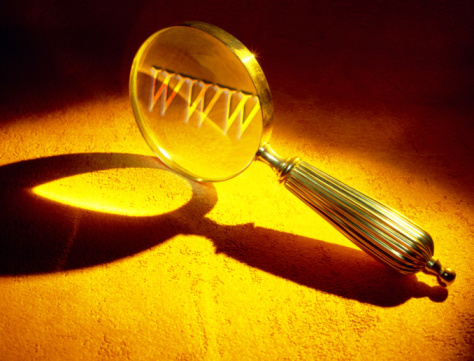 WWW through magnifying glass