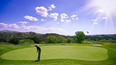 Spain golf- ¿Cómo adoptar una postura correcta?
